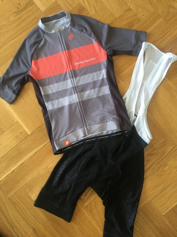 Set: Apex Summer Jersey & Apex Bib Short