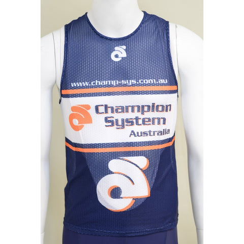 BASE LAYER PRO SLEEVELESS (Full Custom)