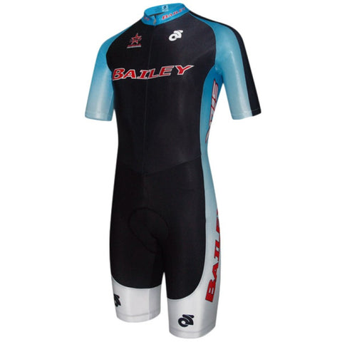 DISTANCE SHORT SLEEVE SKINSUIT