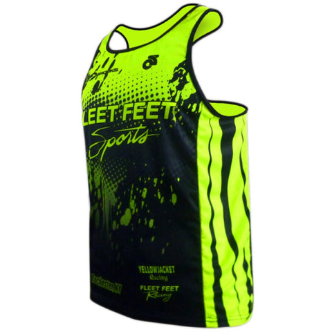 APEX MEN´S MARATHON RUNNING SINGLET