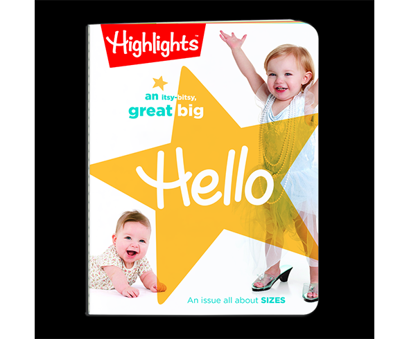 Highlights Hello Magazine