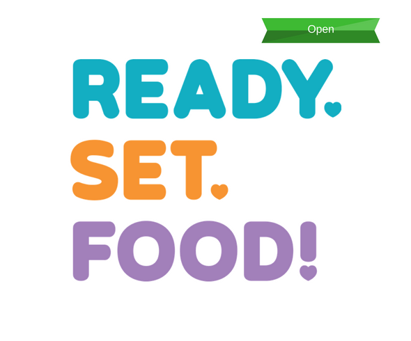Ready, Set, Food! - Status