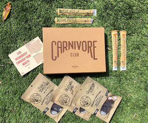 Carnivore Club Snack Box