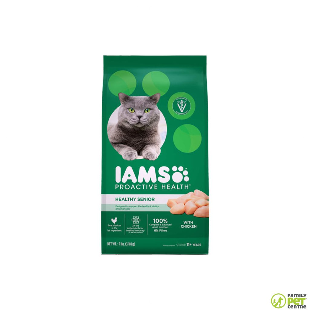 Iams Adult cat Food Mature & Senior