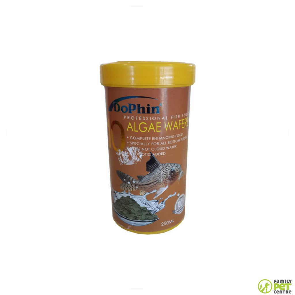 Dophin Algae Wafers Fish Food