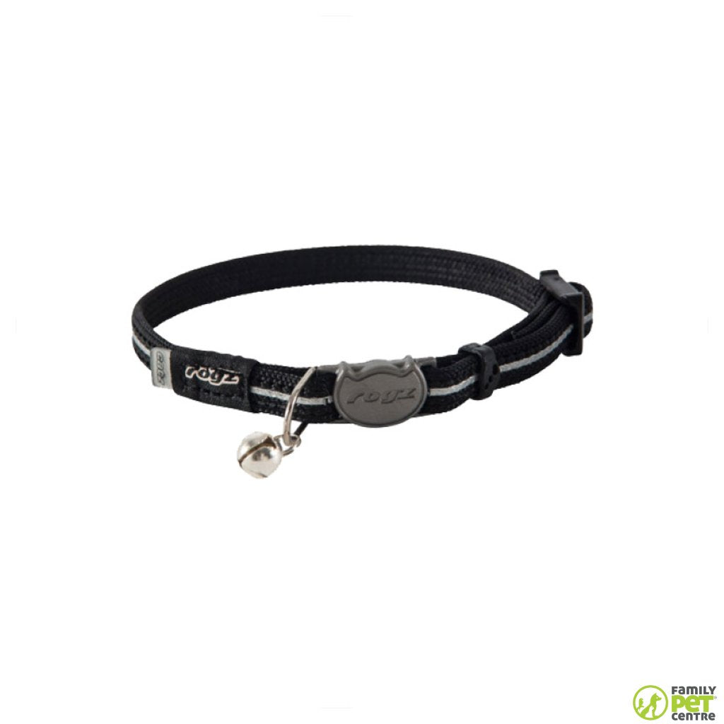 Rogz AlleyCat Safeloc Breakaway Cat Collar