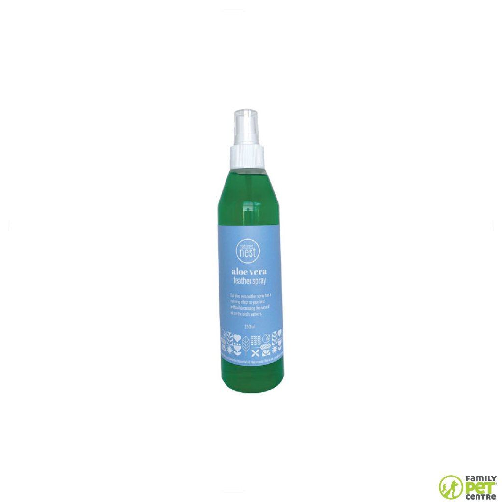 Natures Nest Aloe Vera Spray