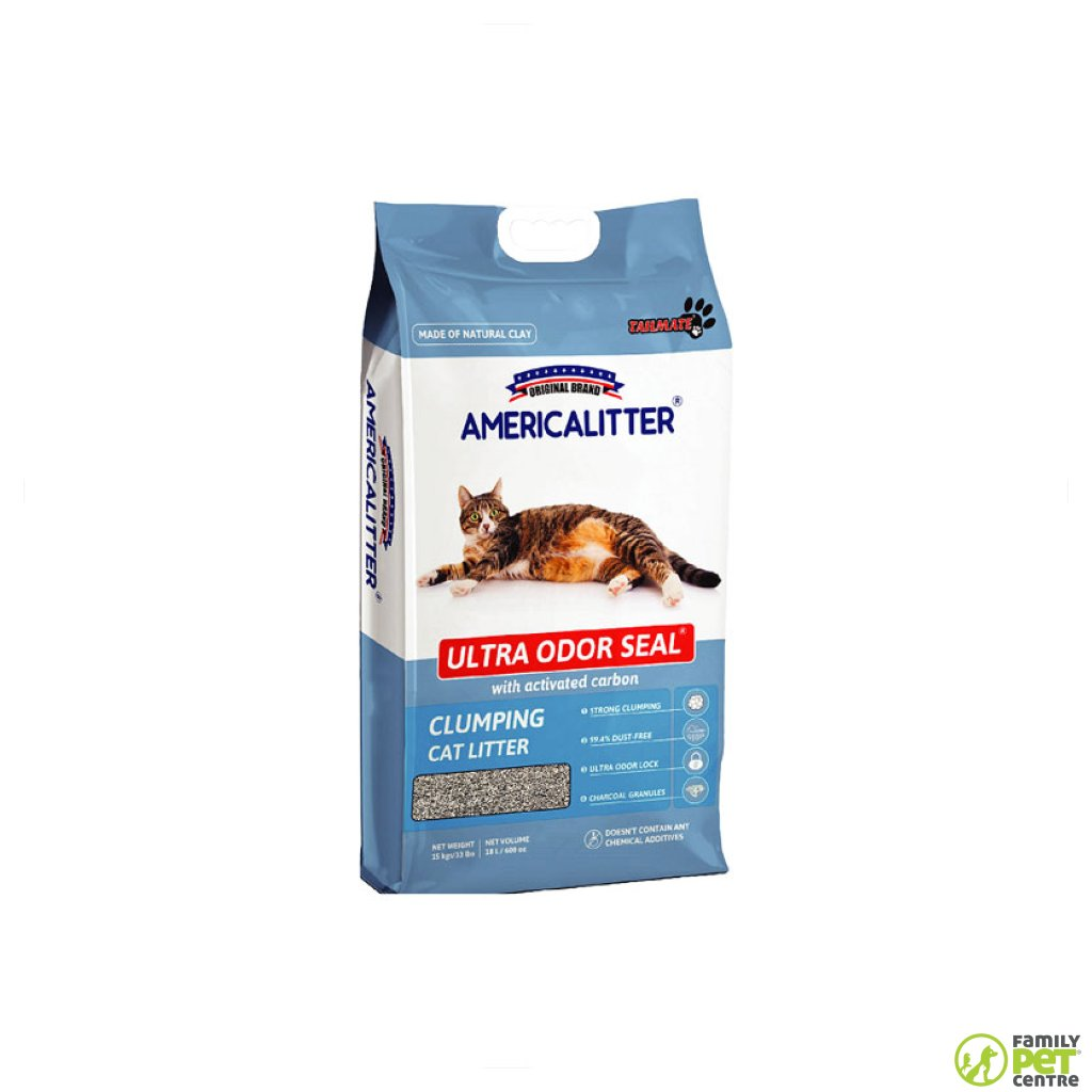 Pet Brand American Clumping Cat Litter