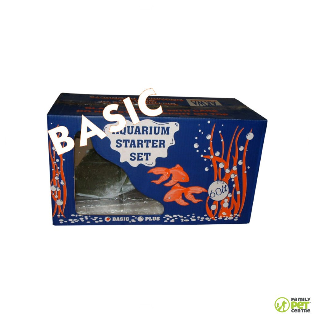 Akwa Aquarium Starter Kit Basic