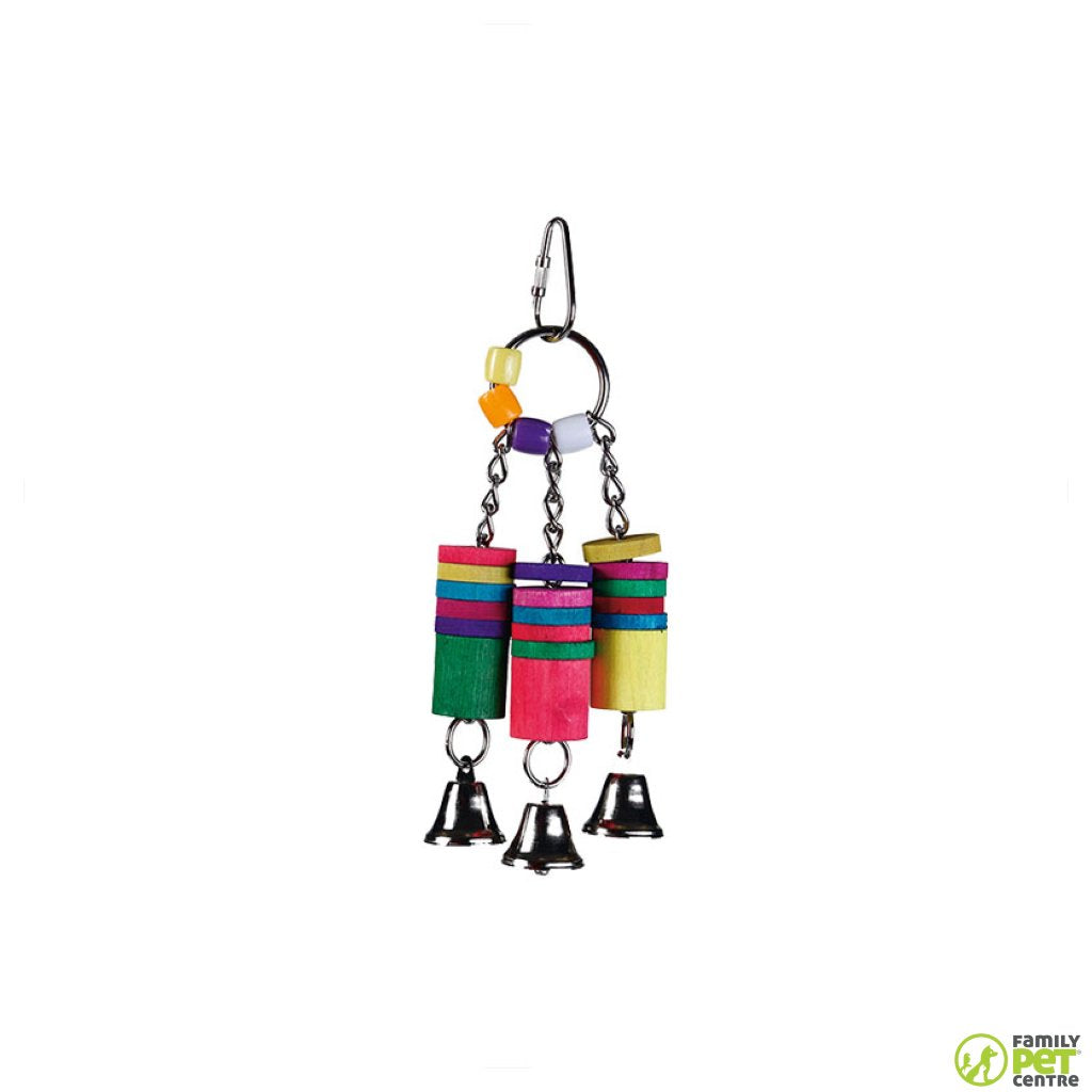 Beeztees Bellos Bird Toy
