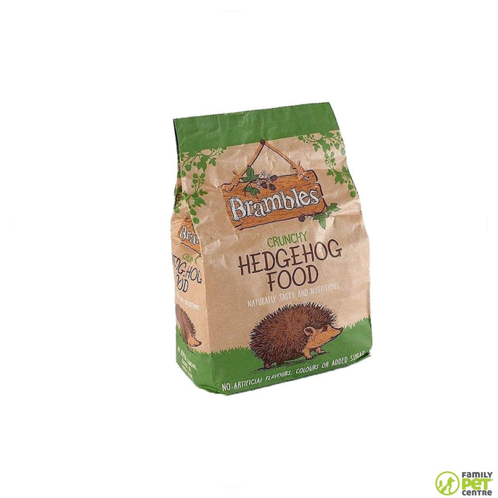 Burgess Brambles Crunchy Hedgehog Food