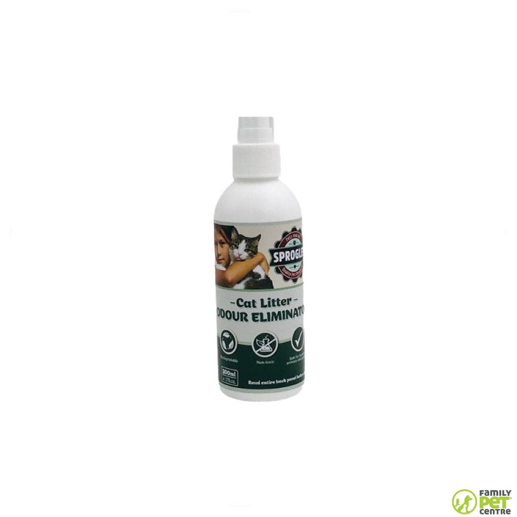 Sprogley Cat Litter Odour Eliminator