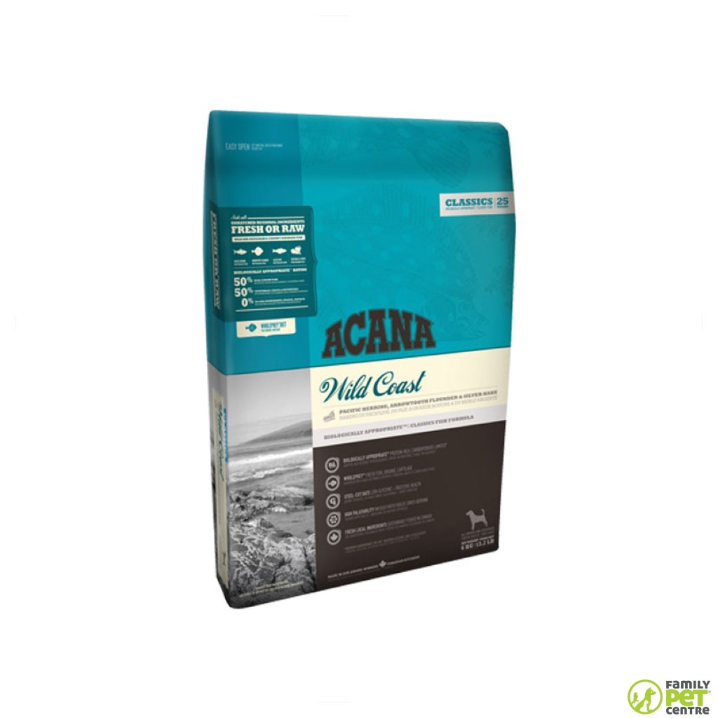 Acana Classics Wild Coast Dog Food