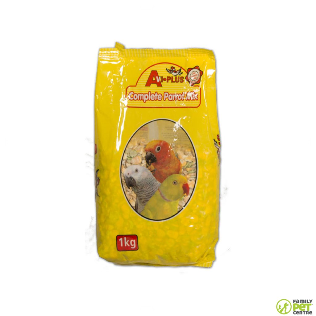 Avi Products Complete Parrot Mix