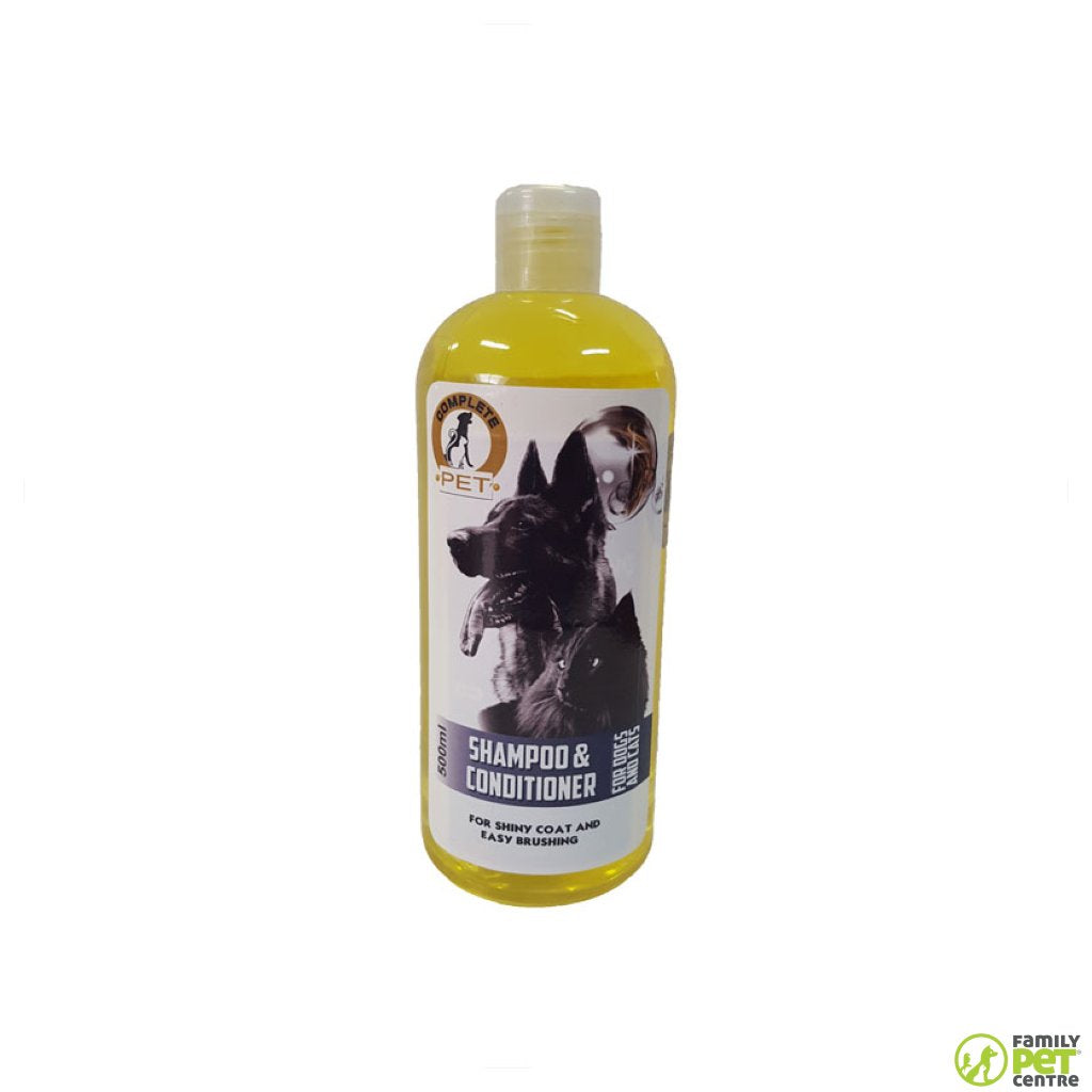 Complete Pet Conditioning Dog Shampoo