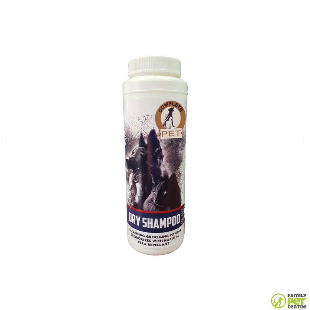 Complete Pet Dog Dry Shampoo