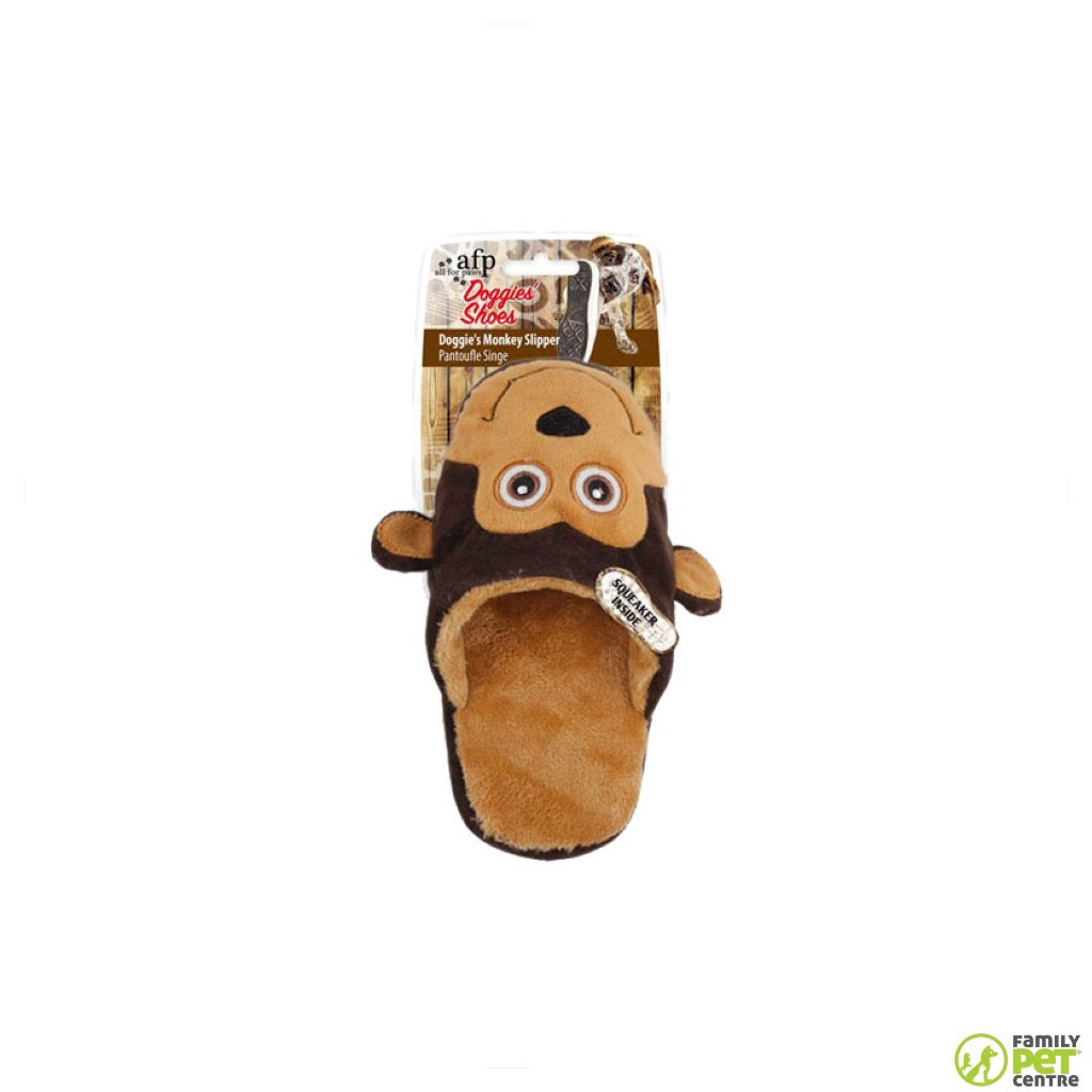 All For Paws Doggie's Monkey Slipper