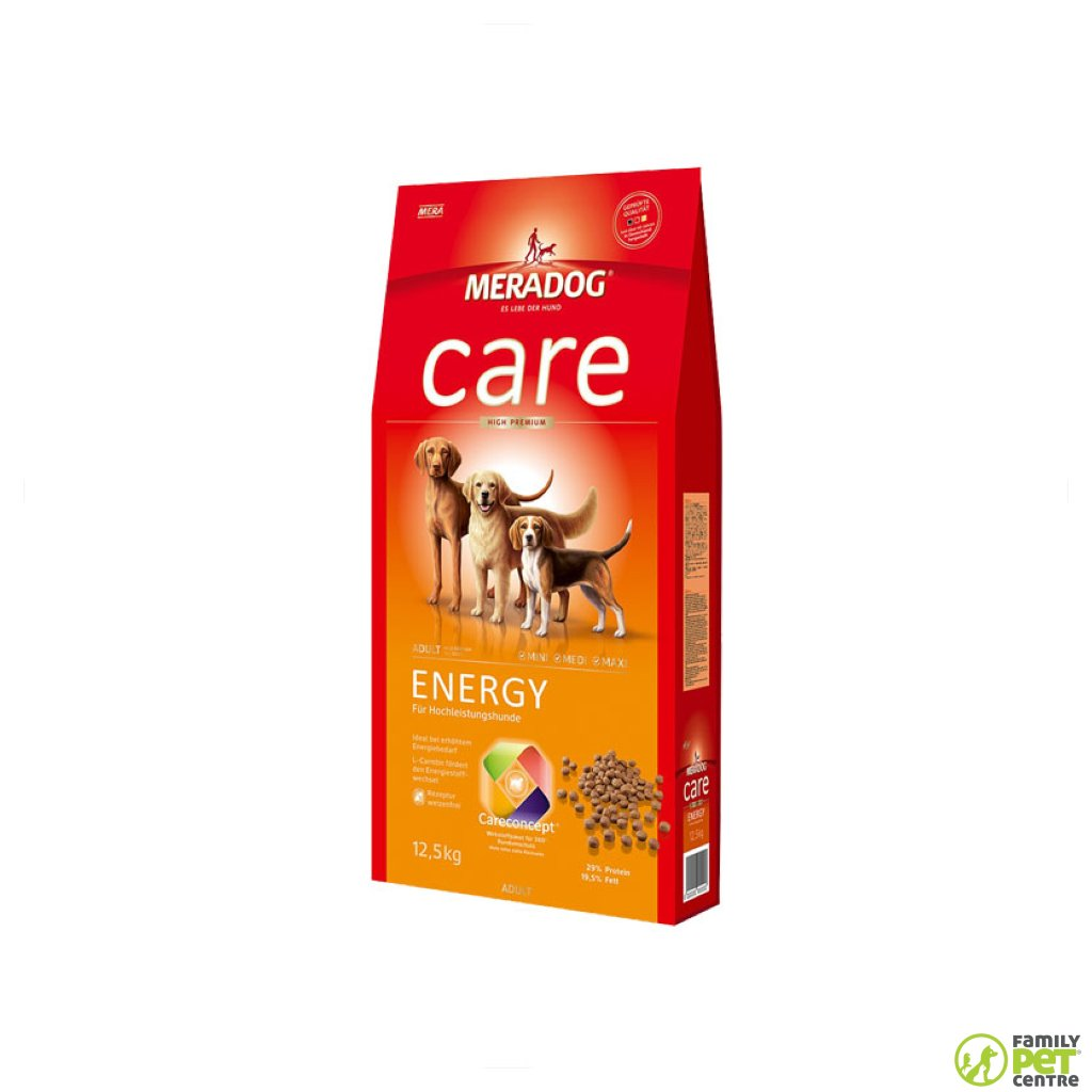 MeraDog Energy - High Performance Adult Dog Food