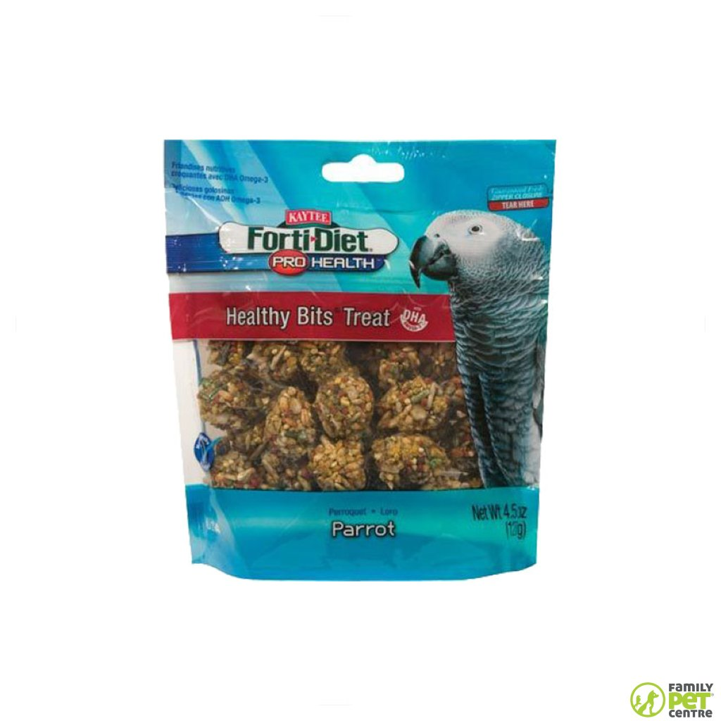 Kaytee Forti-Diet Pro Healthy Parrot Bits