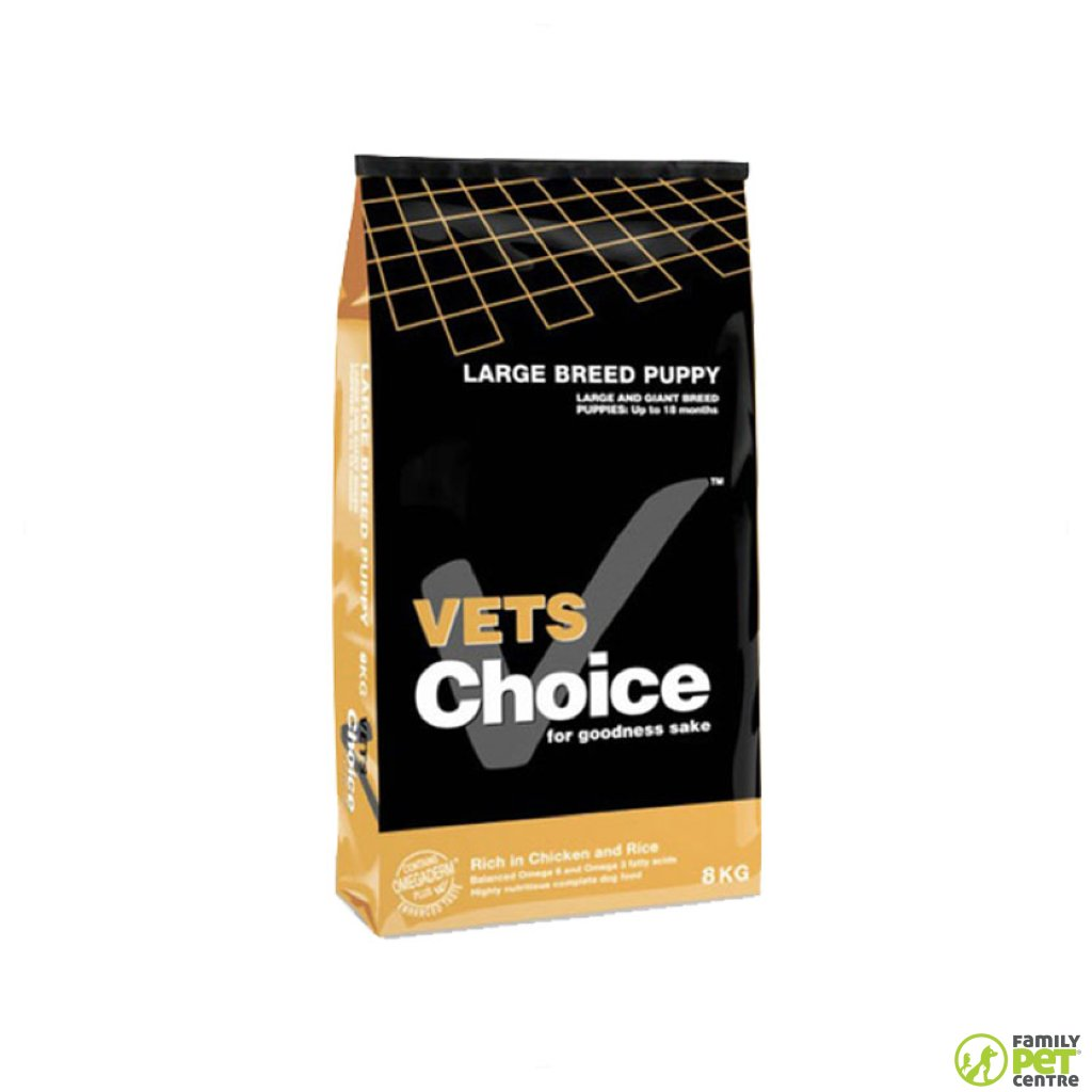 Vets Choice Growth Large Breed Puppy Food