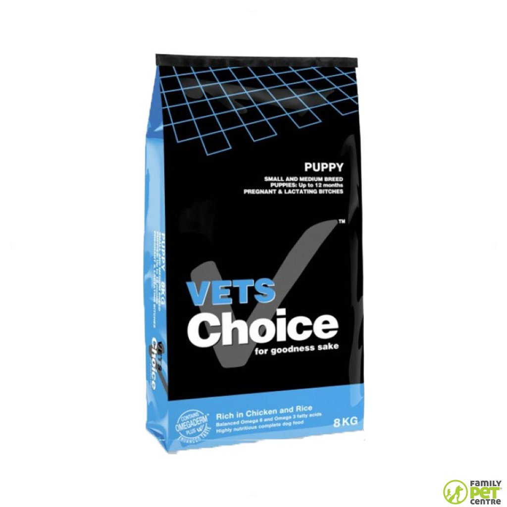 Vets Choice Growth Small-Medium Breed Puppy Food