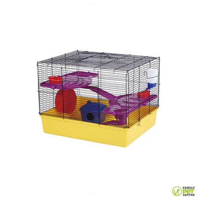 Pawise Hamster Fun Home Cage