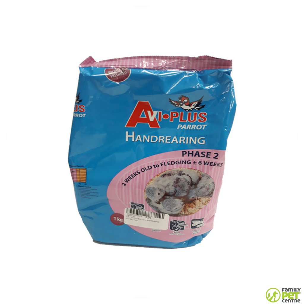 Avi Products Handrearing Food Phase 2