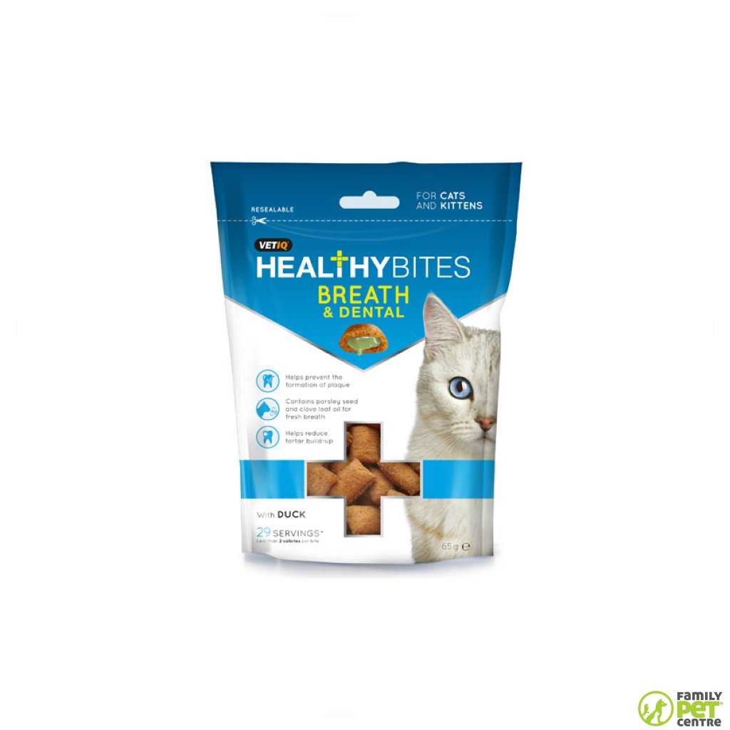 Mark & Chappell Healthy Bites Breath & Dental