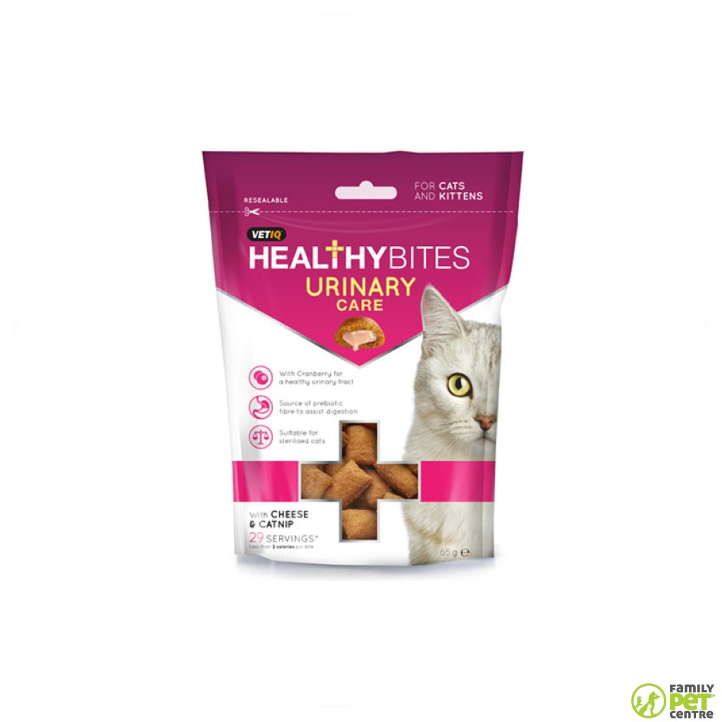 Mark & Chappell Healthy Bites Urinary Care