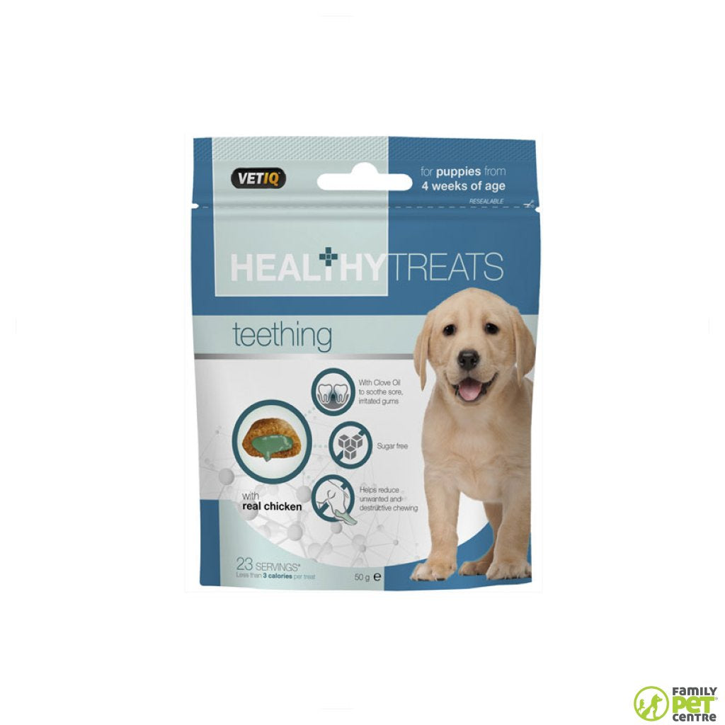 Mark & Chappell Healthy Treats Teething For Puppies