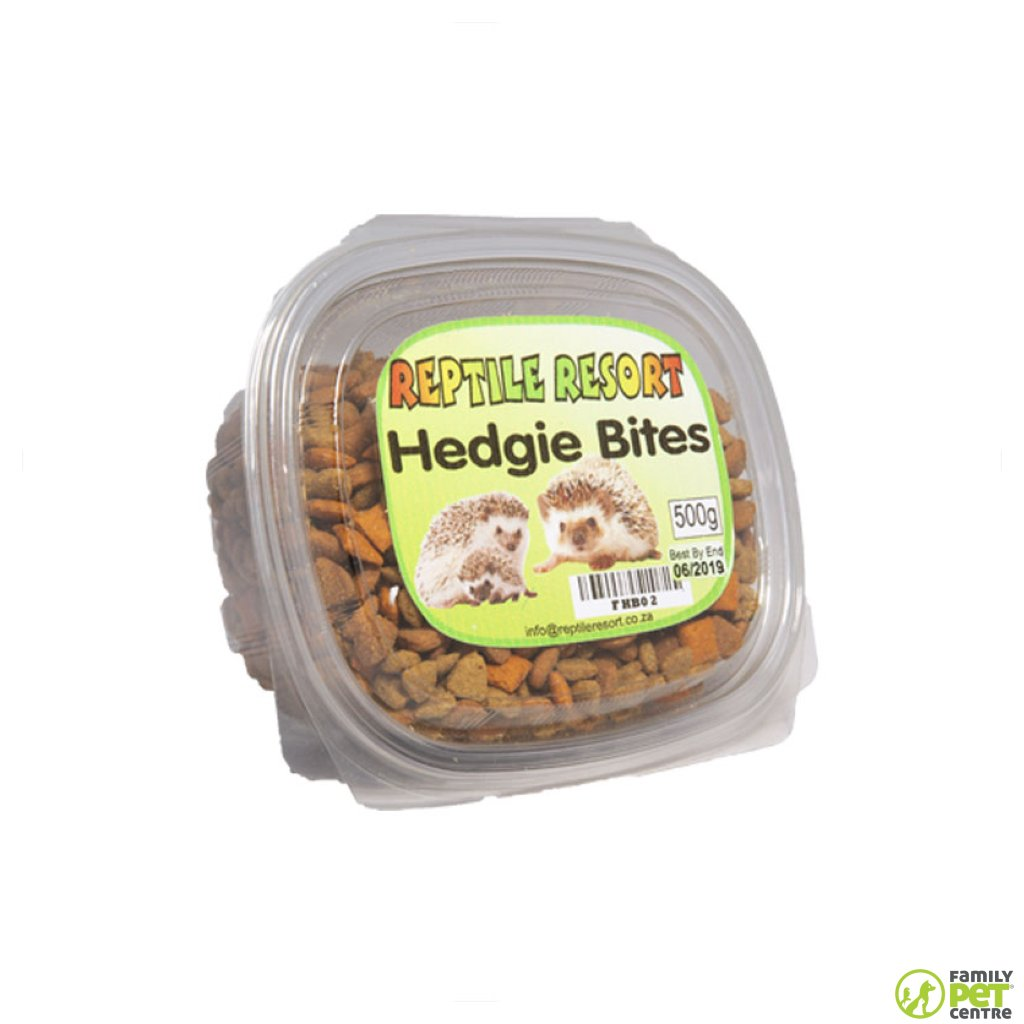 Reptile Resort Hedgie Bites