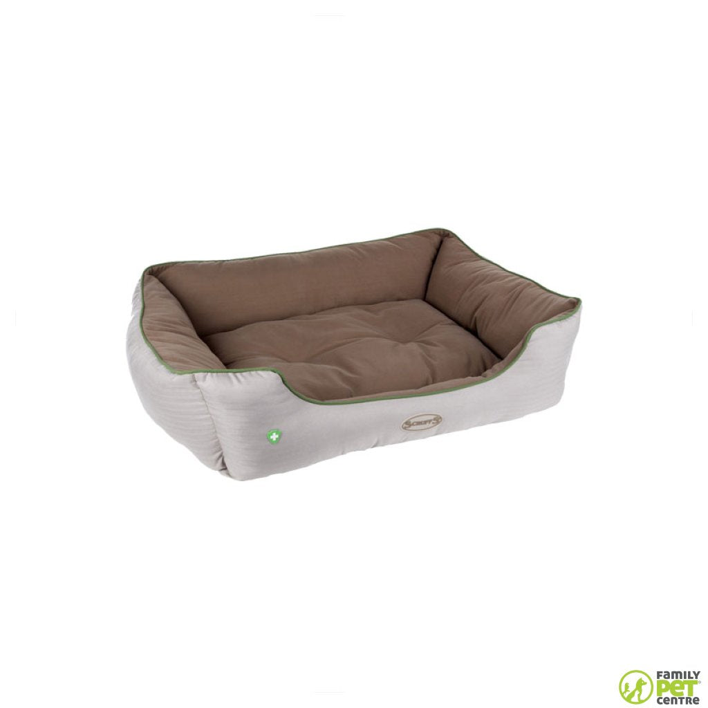 Scruffs Insect Shield Box Dog Bed