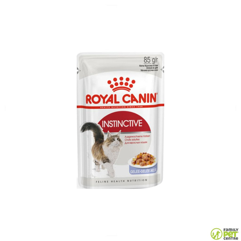 Royal Canin Instinctive In Jelly Cat Food