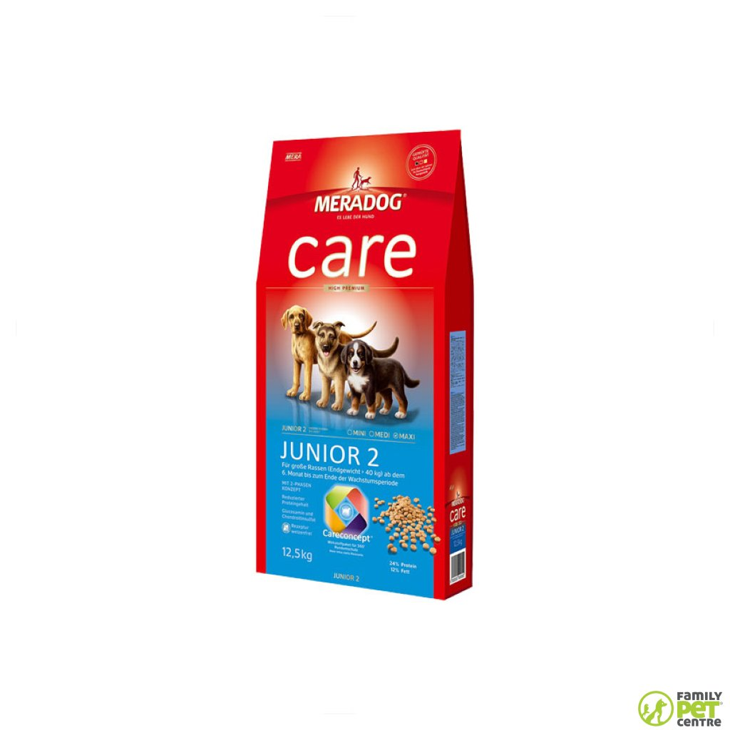 MeraDog Junior Large Breed Puppy Food