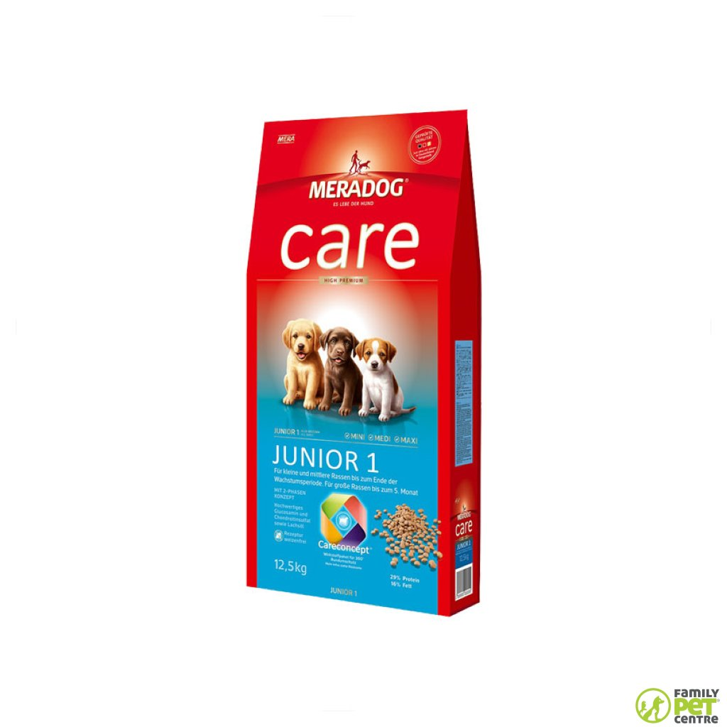 MeraDog Junior Small & Medium - All Breeds Puppy Food