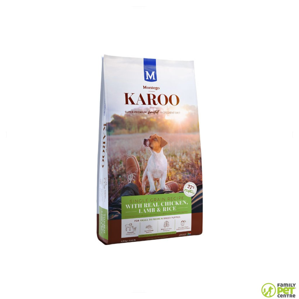 Montego Karoo Small Breed Puppy Food