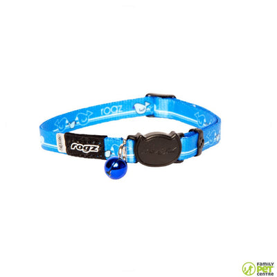 Rogz KiddyCat Breakaway Buckle Collar