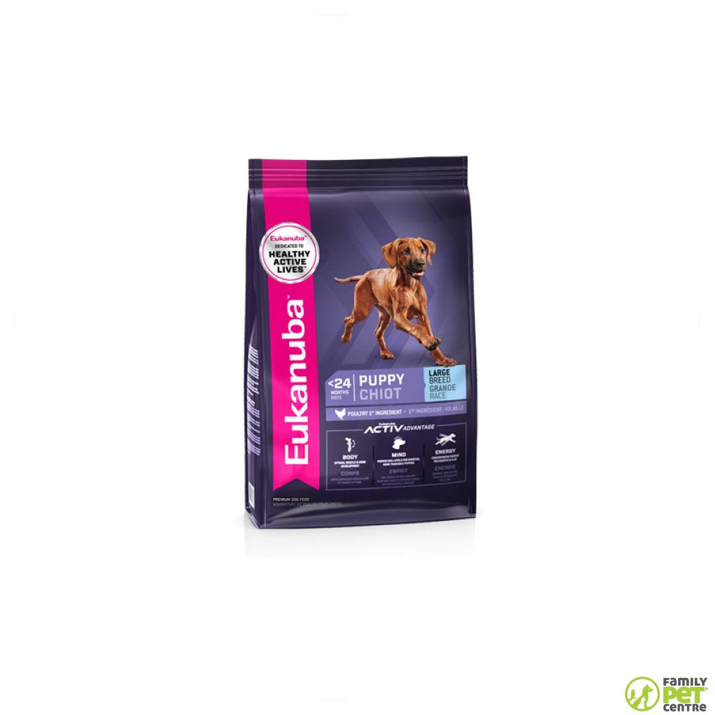 Eukanuba Large Puppy Food