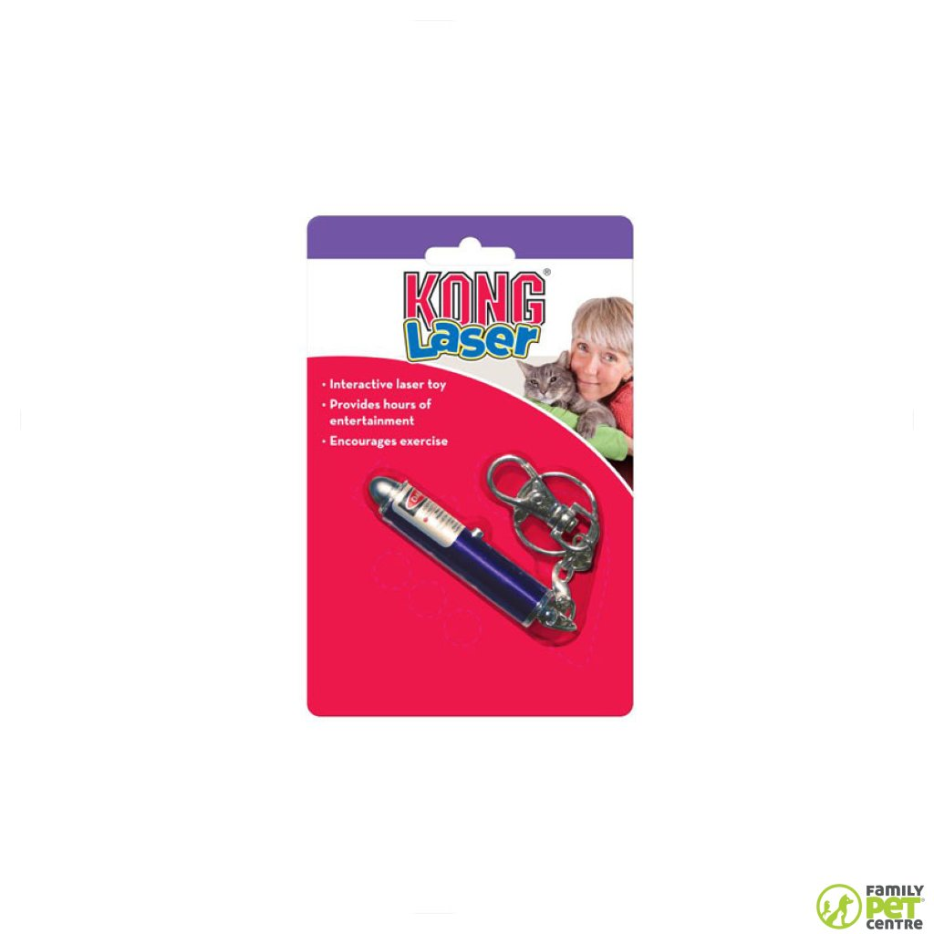 Kong Laser Pointer Toy