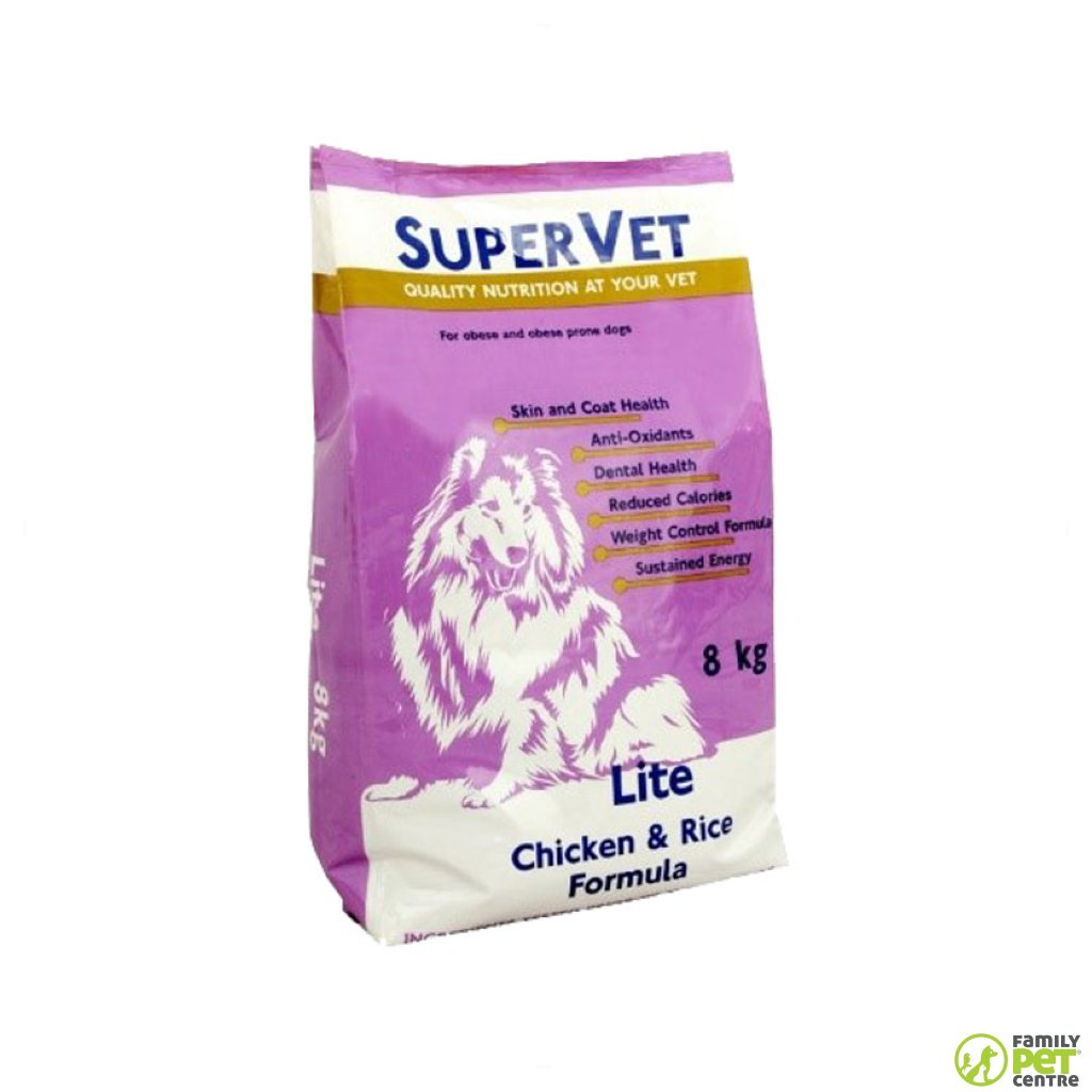 Supervet Lite Adult Dog Food
