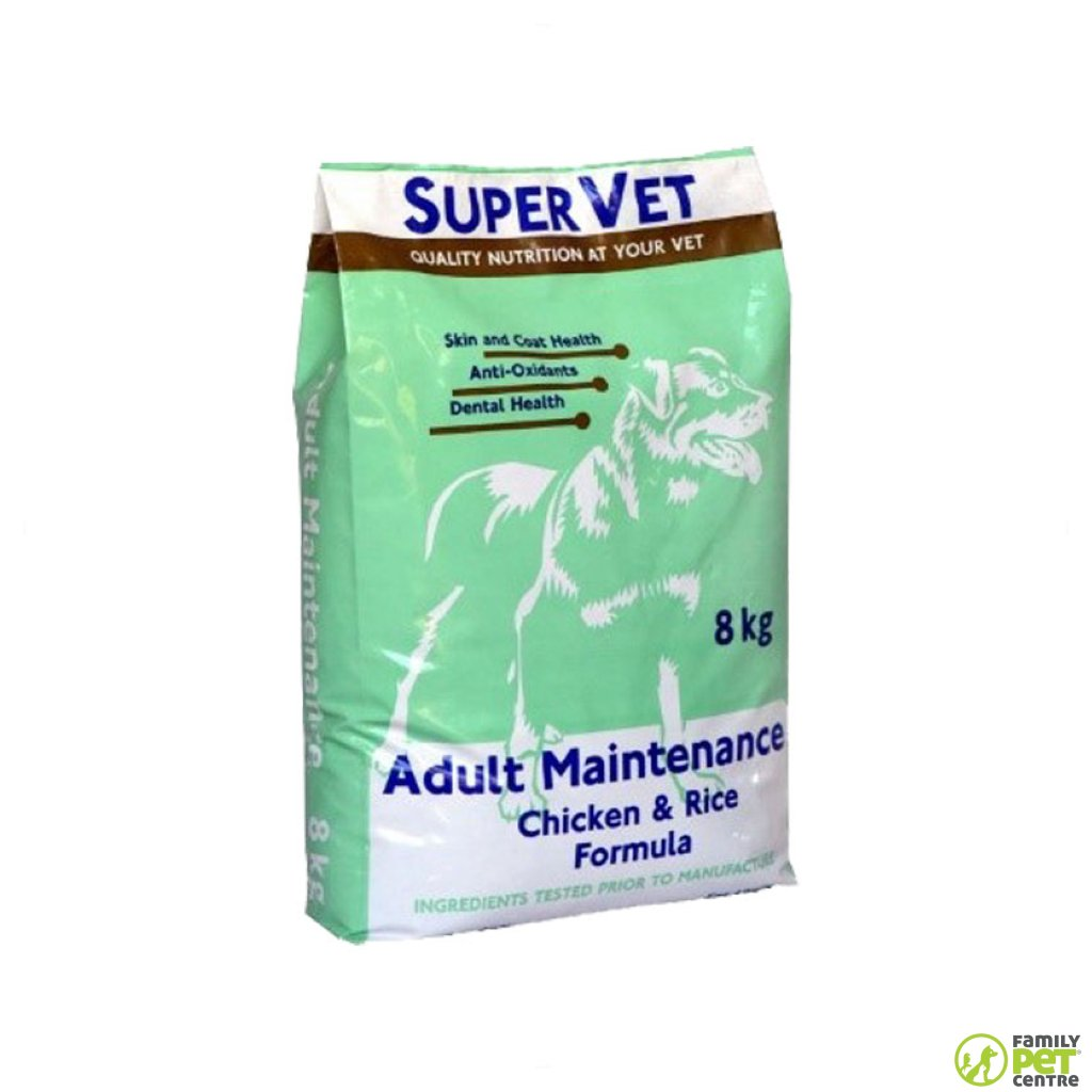 Supervet Maintenance Adult Dog Food