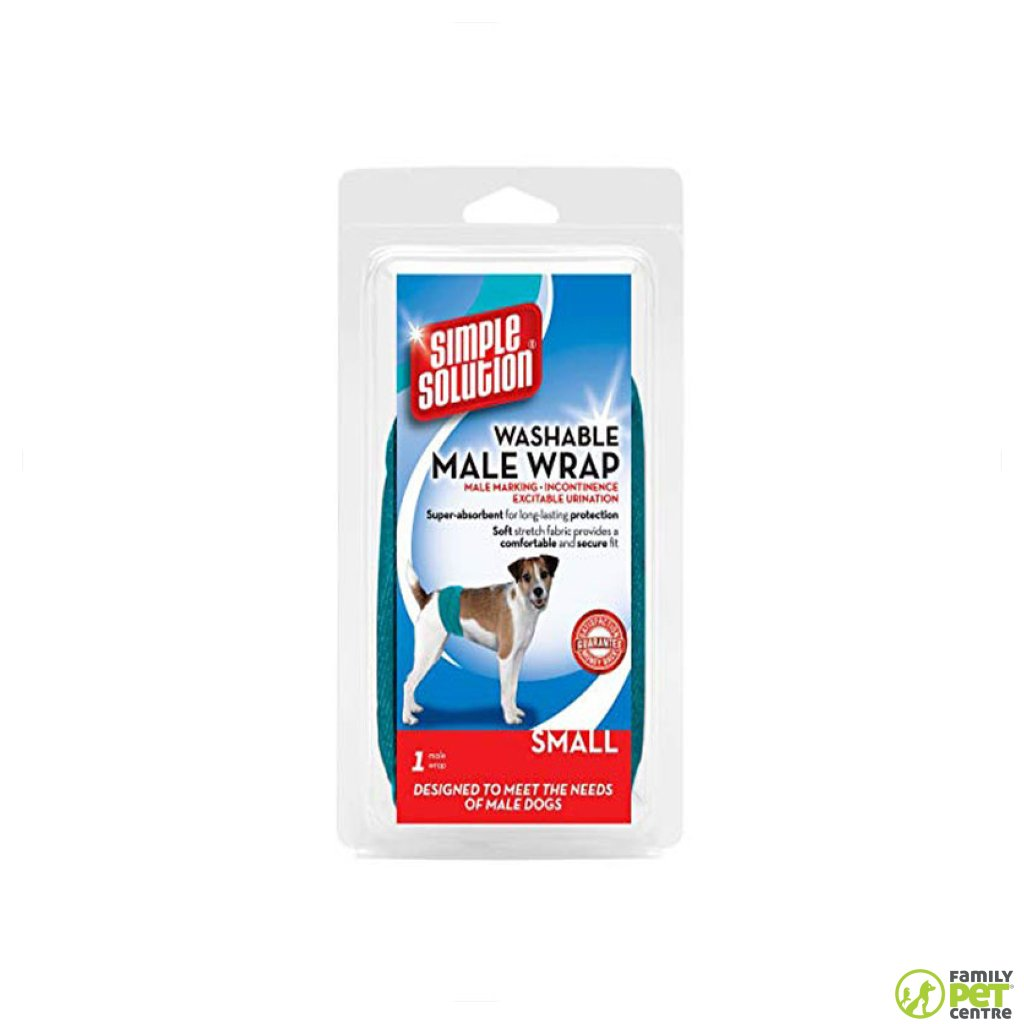 Simple Solution Male Diaper Wrap