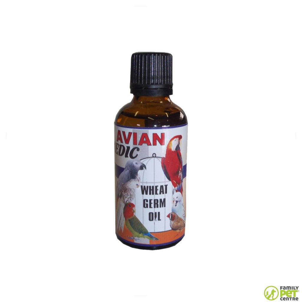 Avian Medic Wheat Germ Oil