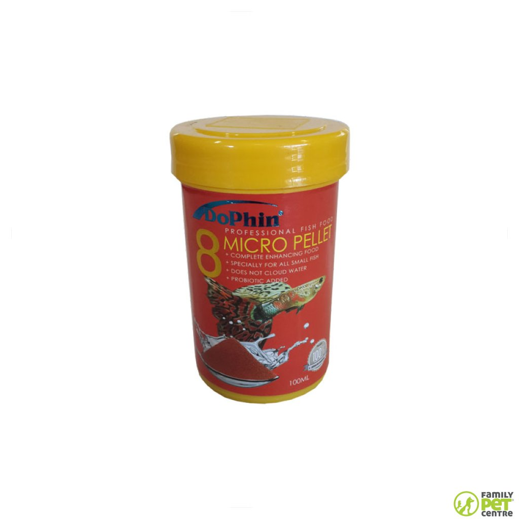 Dophin Micro Pellet Fish Food