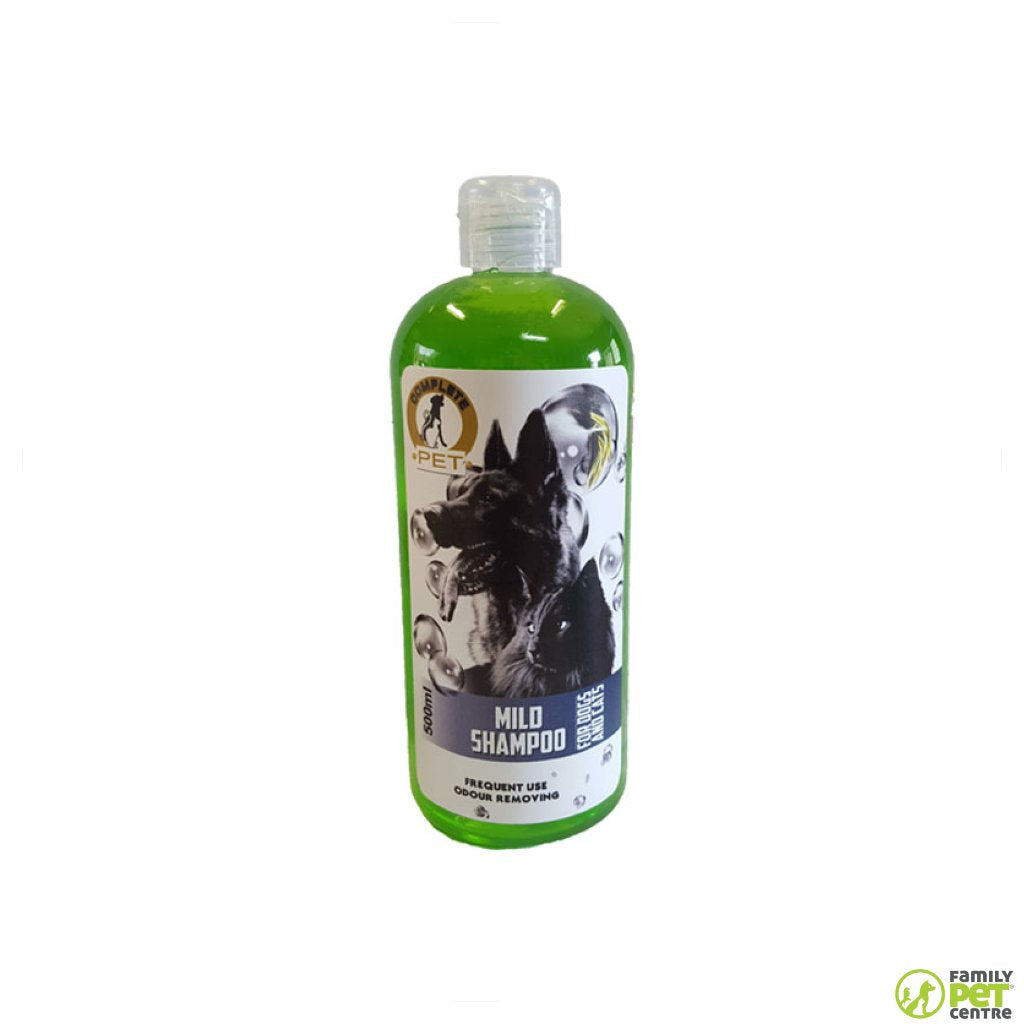 Complete Pet Mild Dog Shampoo