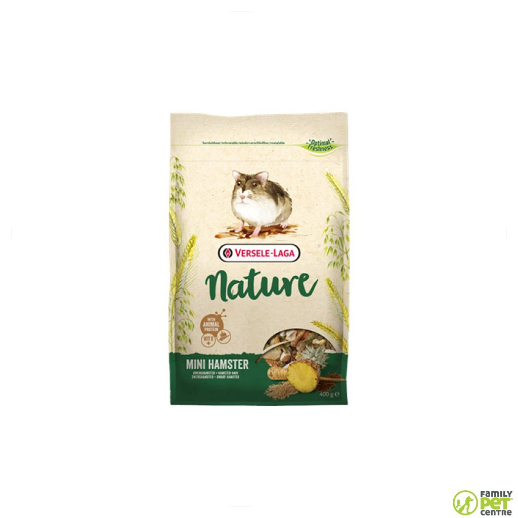 Versele Laga Mini Hamster Nature Food