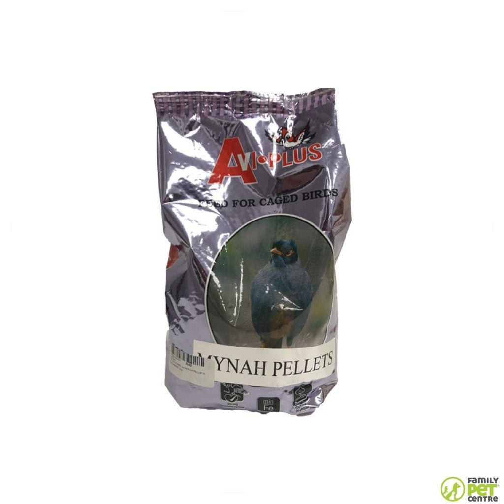 Avi Products Mynah Pellets Blackberry