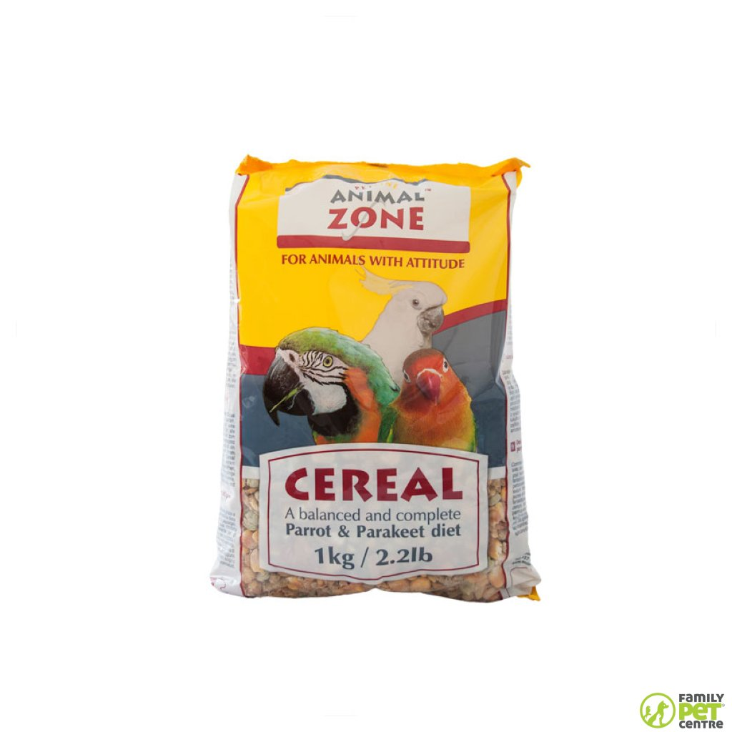Animal Zone Parrot Cereal