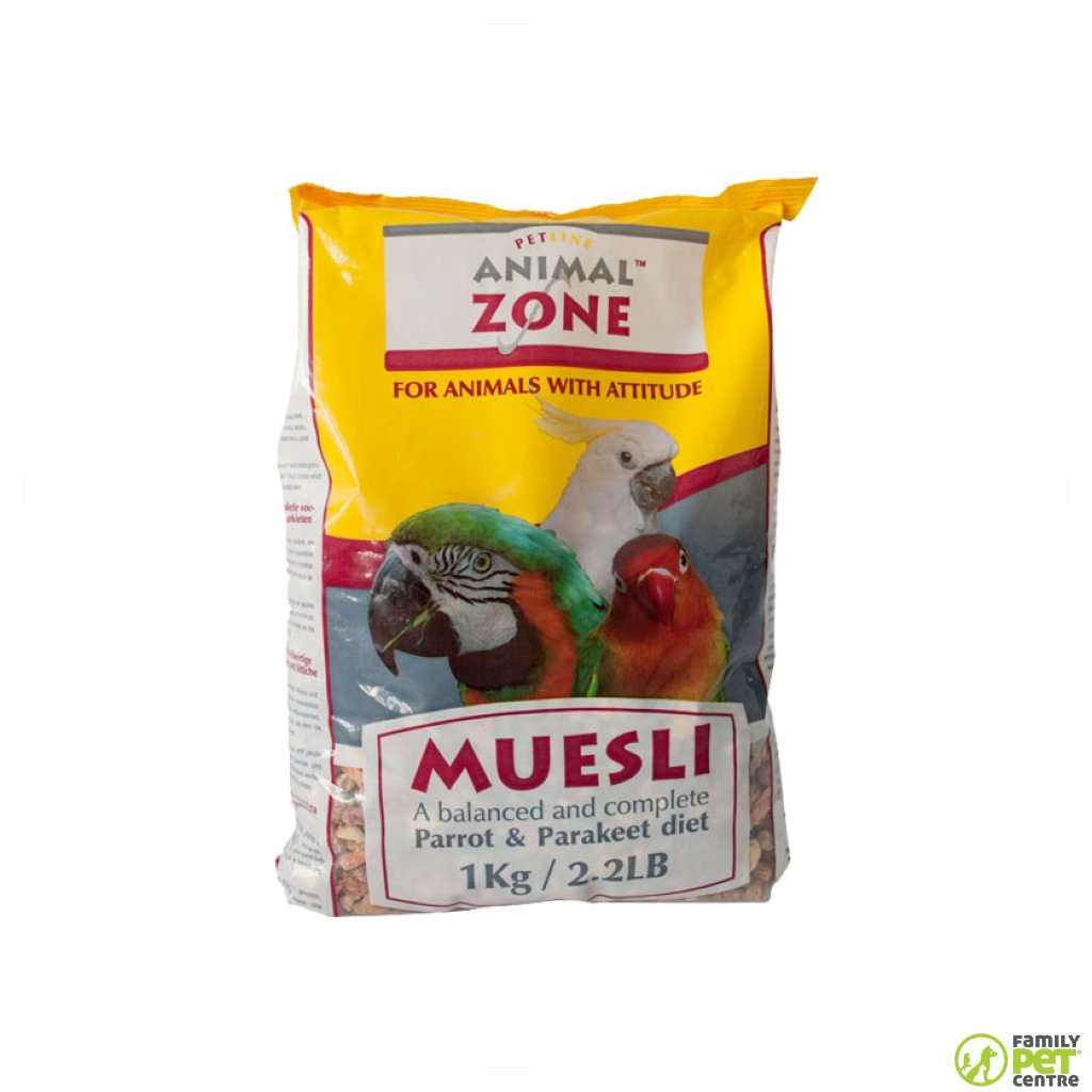Animal Zone Parrot Muesli