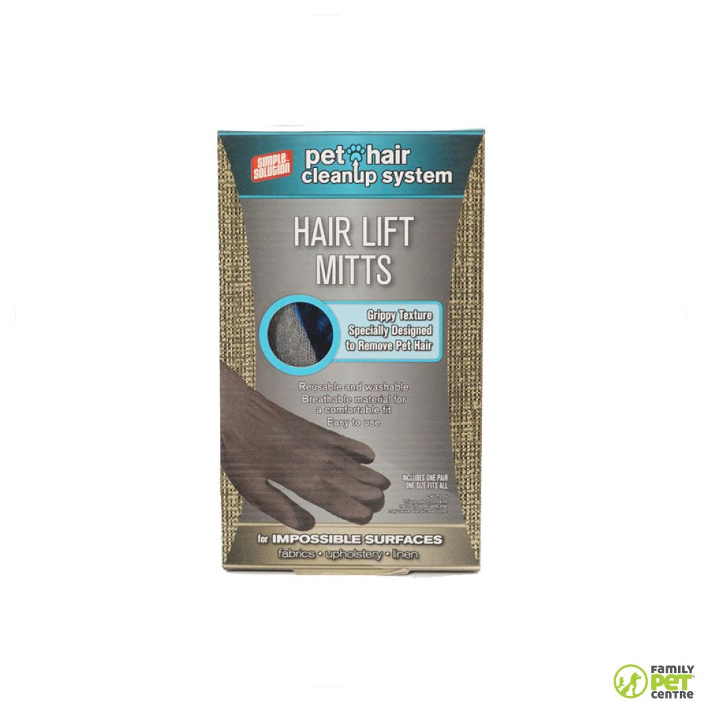 Simple Solution Pet Hair Lift Mitts